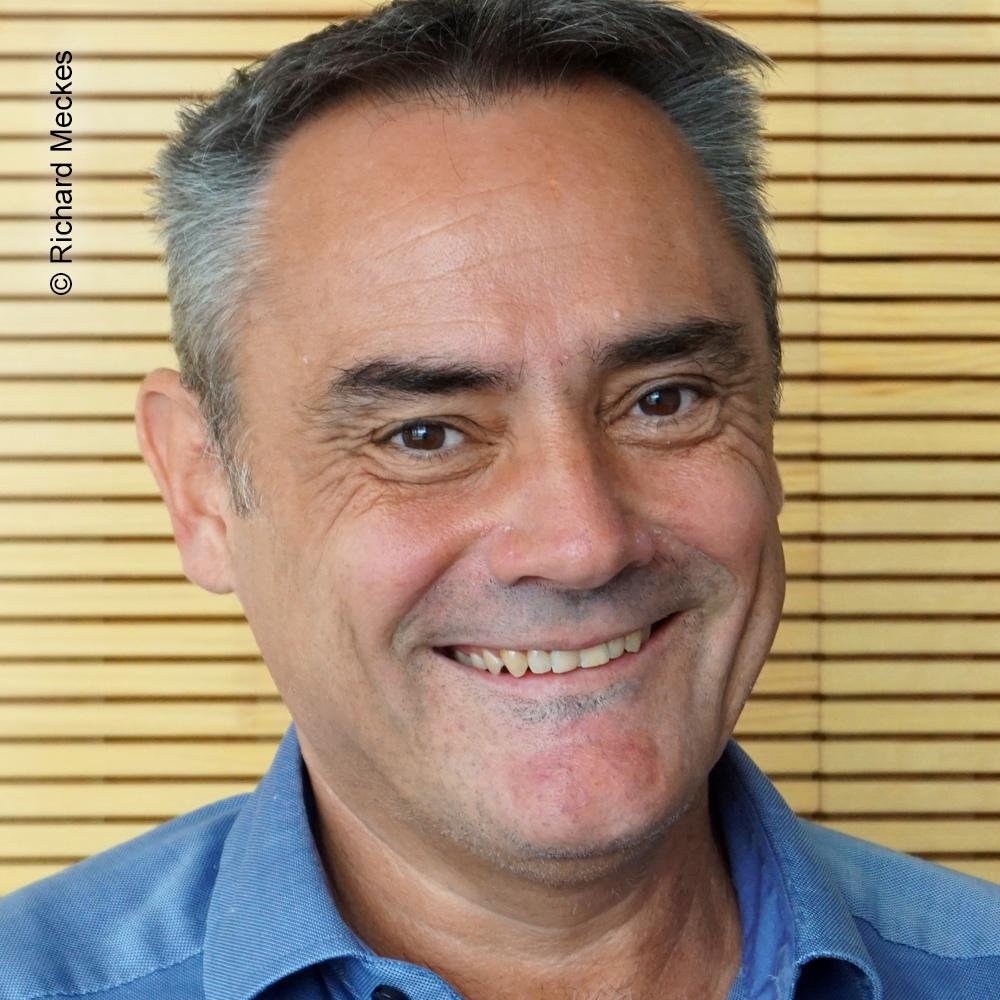 Richard Meckes, Regionalbüro für berufliche Fortbildung Aalen